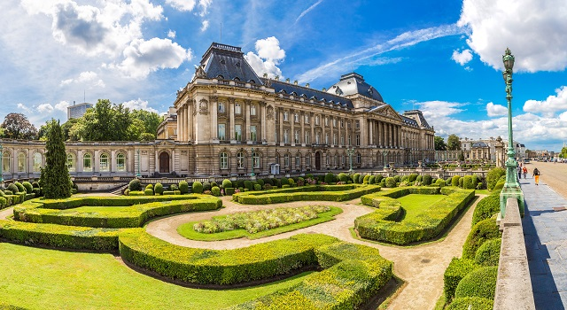 Image result for Palacio Real de Bruselas